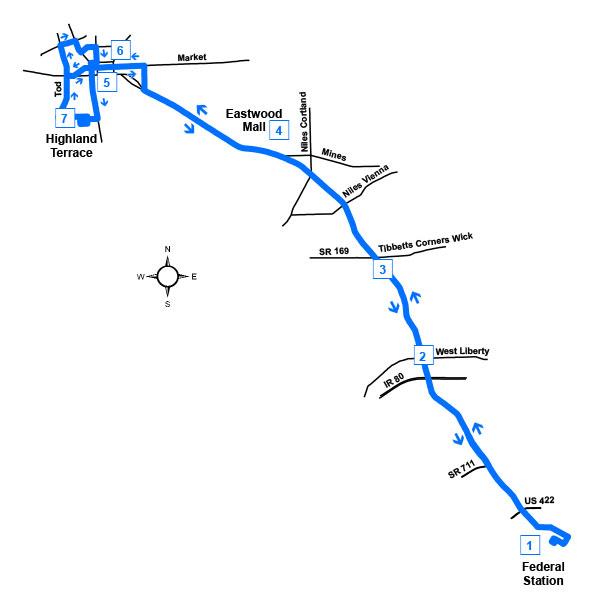 Route #28 Warren Express