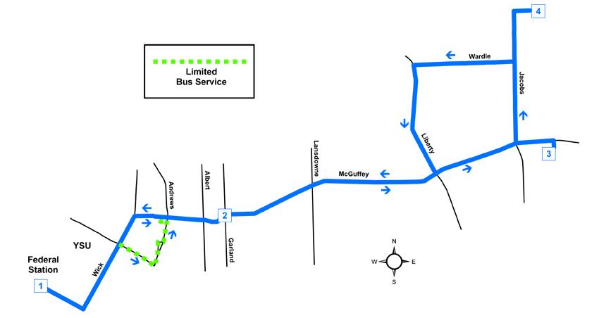 Route #36 McGuffey