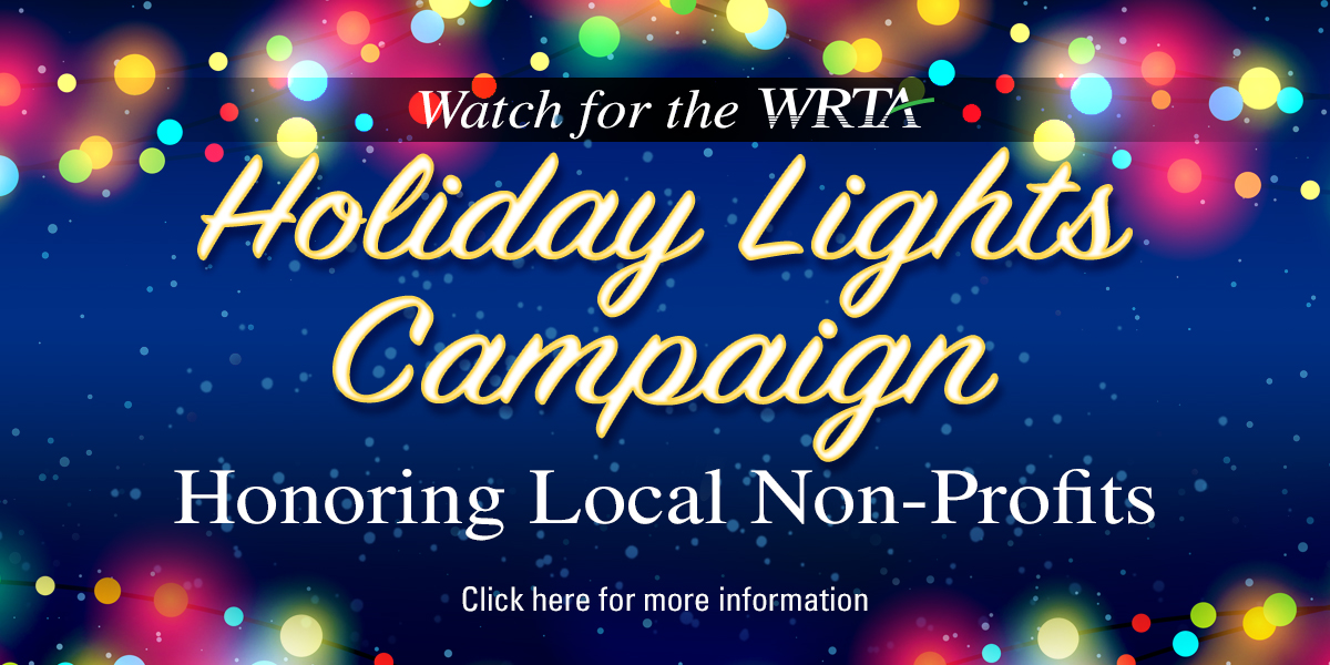 WRTA's Holiday Lights Campaign