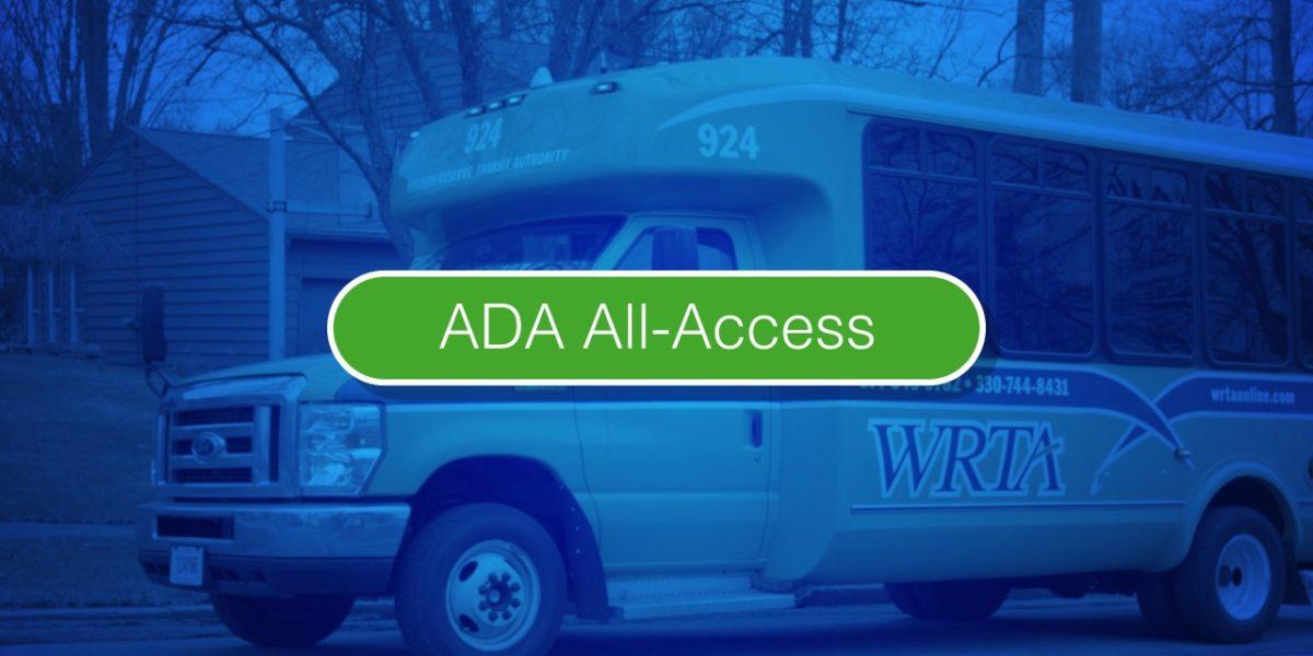 ADA All-Access Service