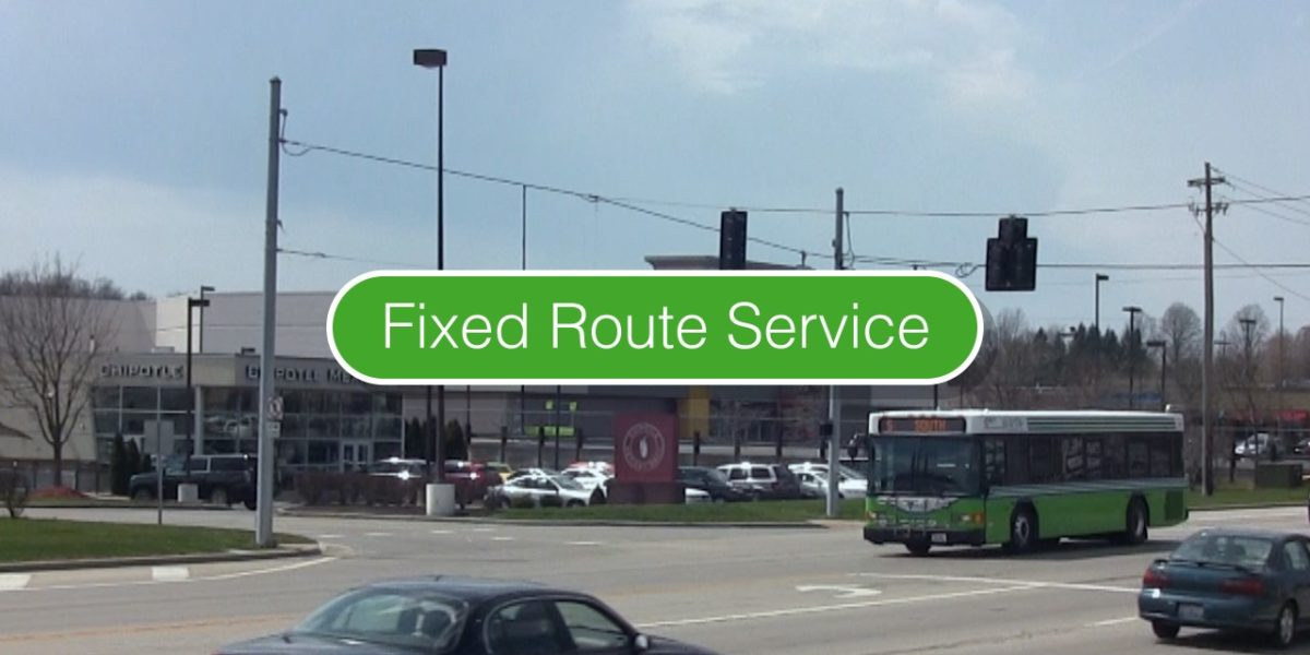 Fixed Route Service