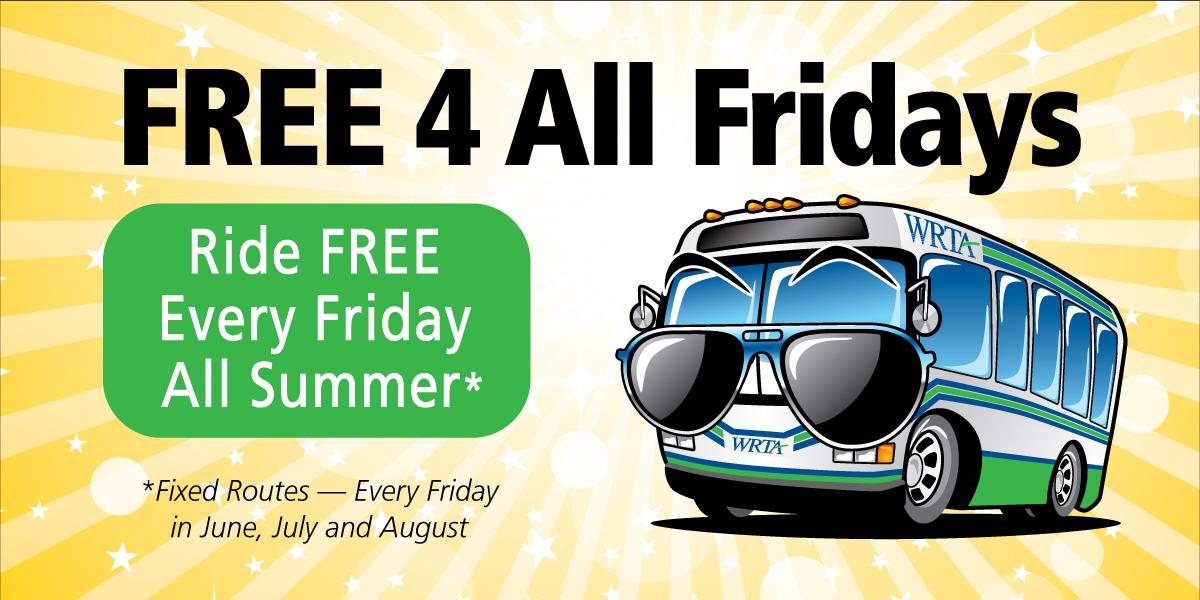 Free 4 All Fridays