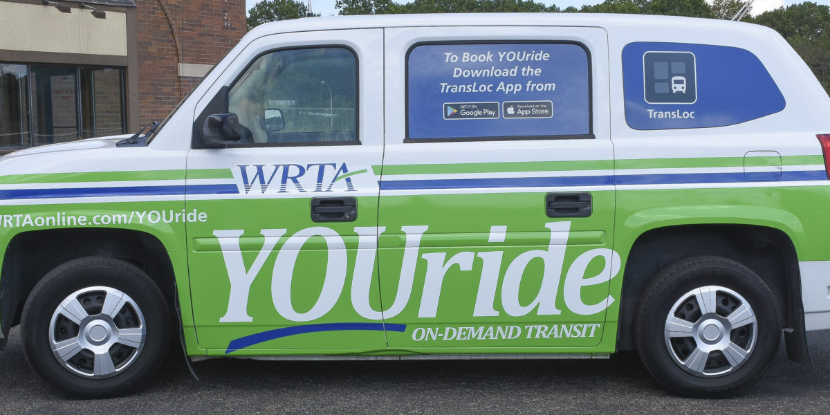YOUride vehicle