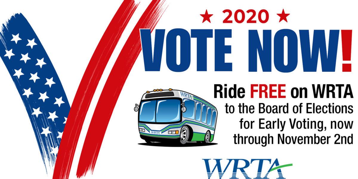 Vote Now 2020
