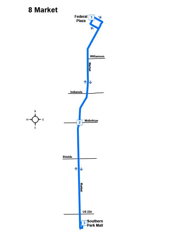Route #8 Market