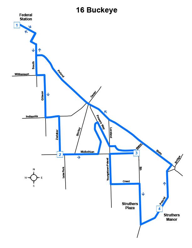 Route #16 Buckeye