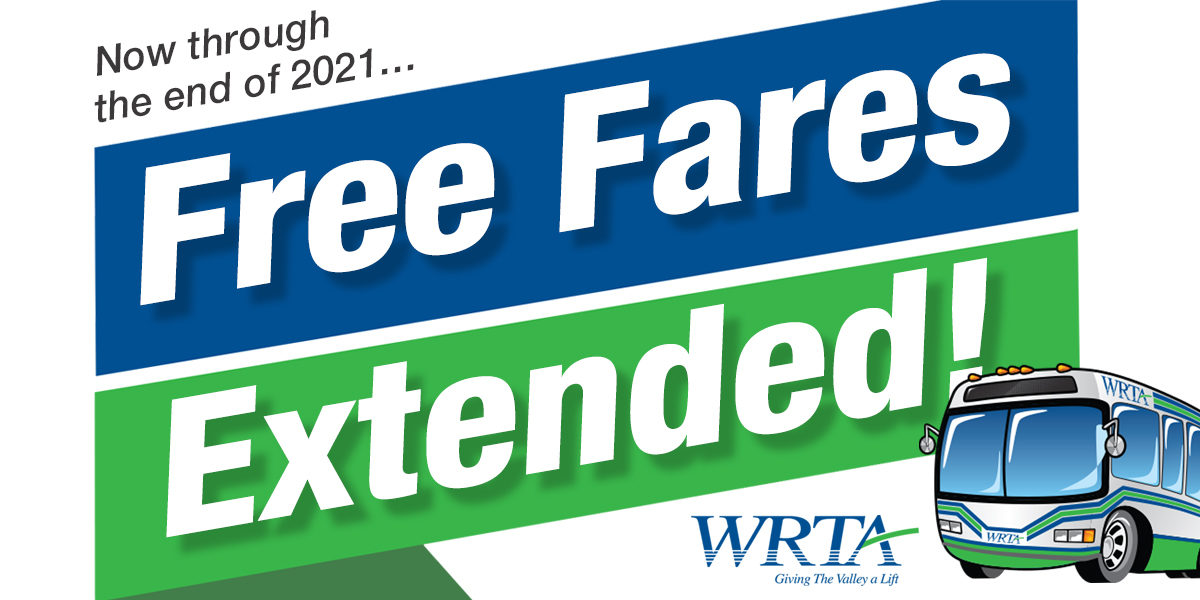 Free Fares Extended