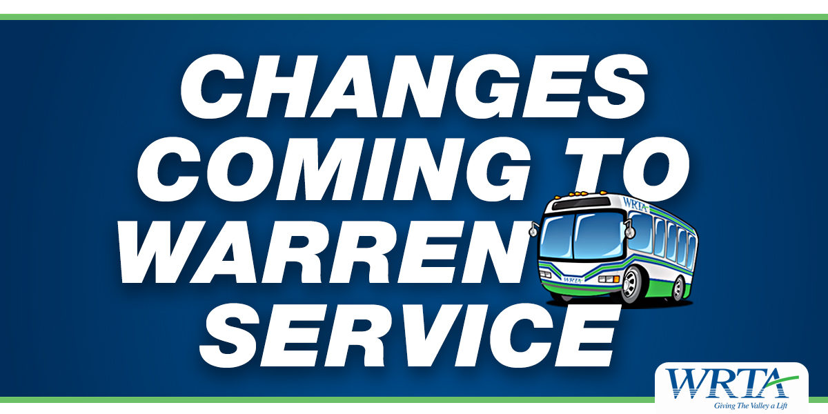 Changes Coming To Warren Service